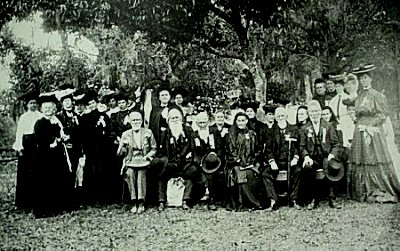 Members of the Texas Veterans Association